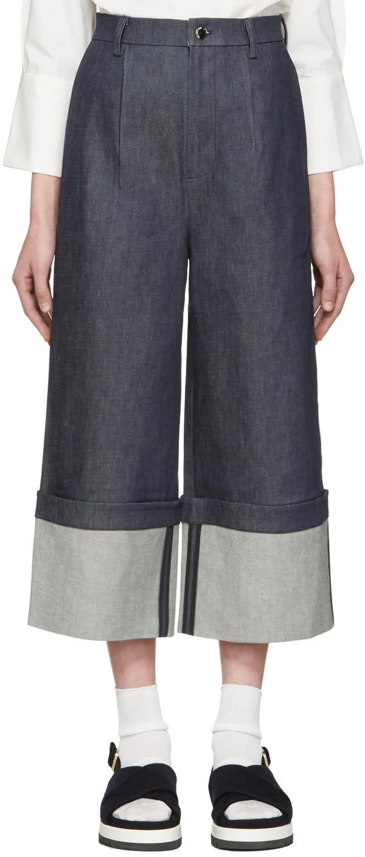 Shushu-tong Indigo Wild Ham Jeans