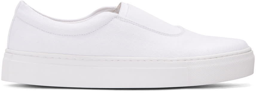 Image of Primury White Basal Sneakers