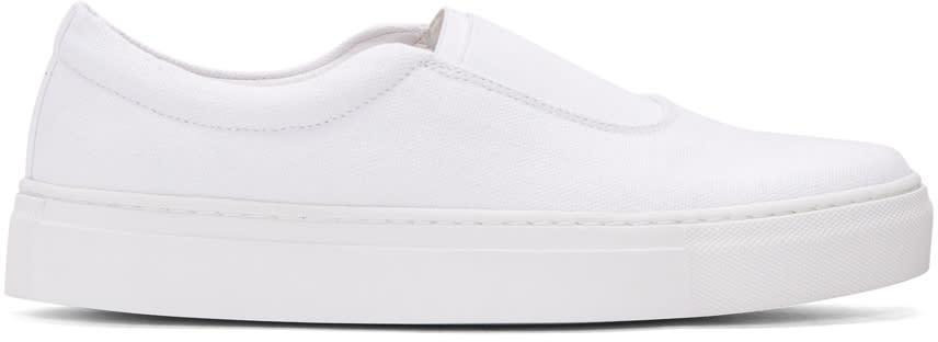 Primury White Basal Sneakers