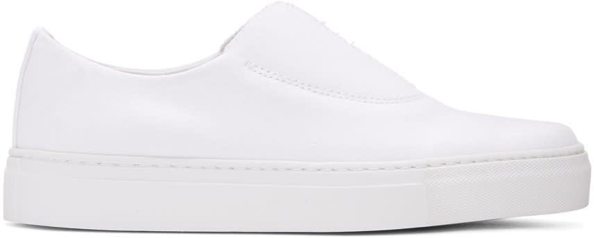 Primury White Fabl Sneakers