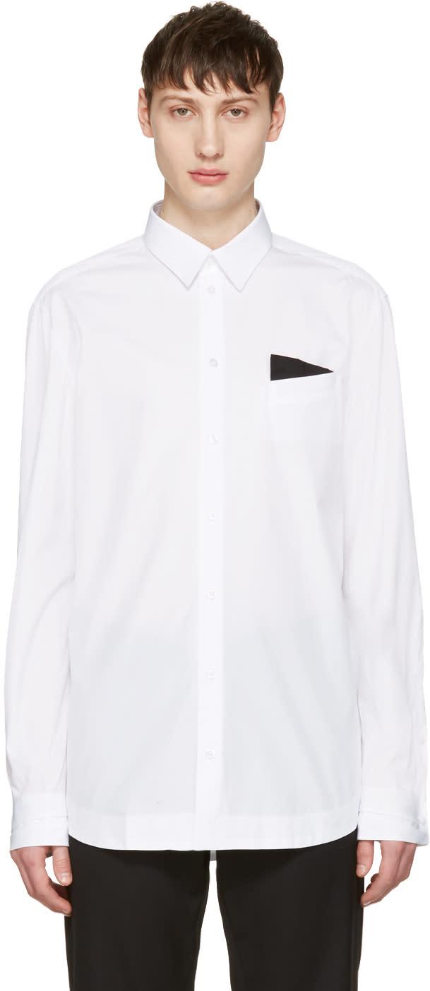 Philippe Dubuc White Classic Shirt