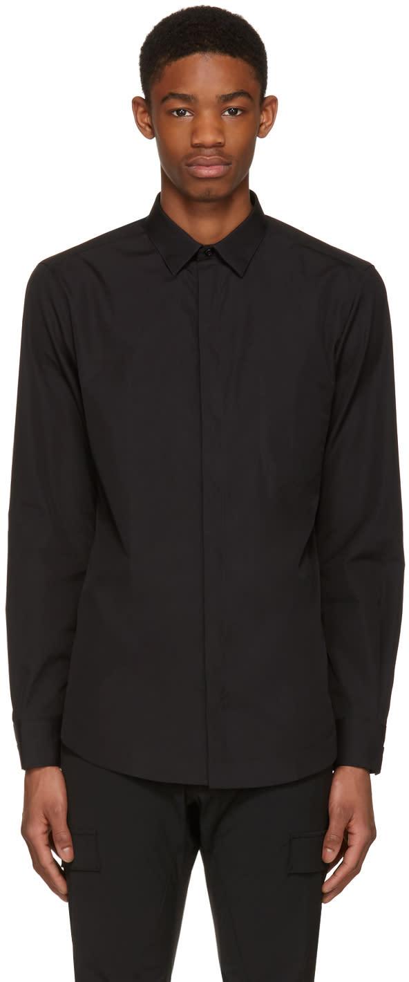 Philippe Dubuc Black Classic Shirt