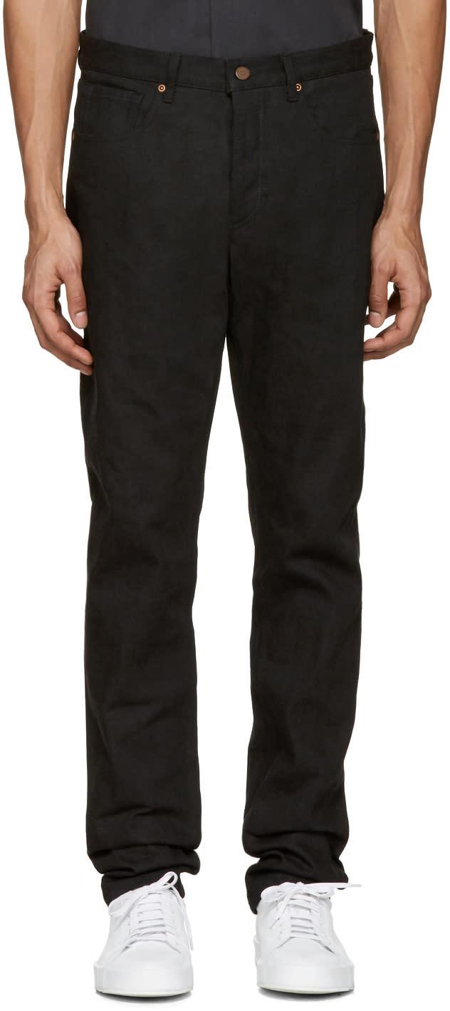 Image of Childs Black Mole Jeans