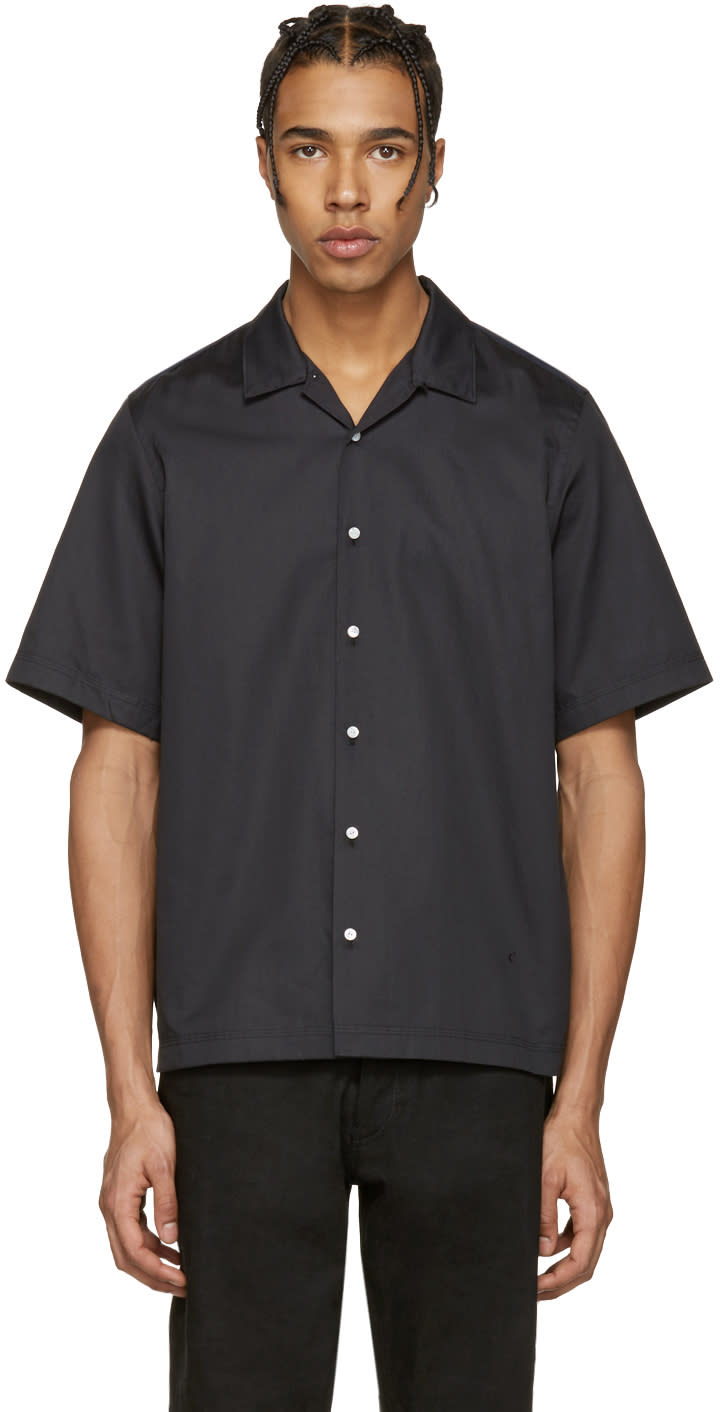 Image of Childs Black Ripps Racer Shirt