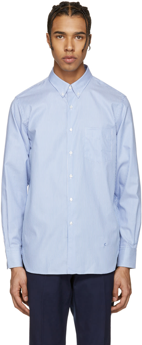 Childs Blue Fleet Shirt