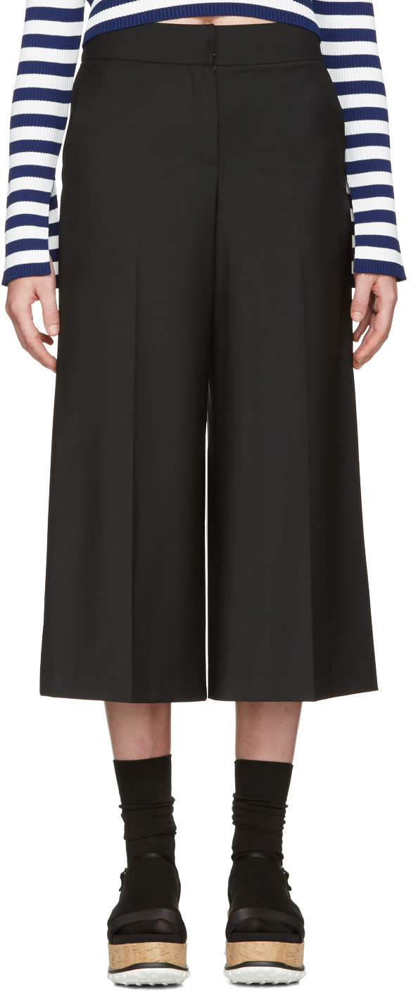 Kuho Black Edie Culottes