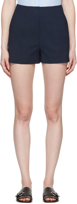 Kuho Navy Panettone Shorts