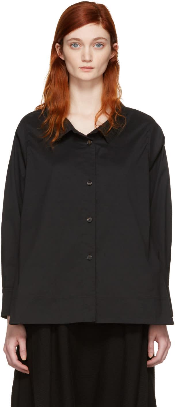 Kuho Black Lucikas Shirt