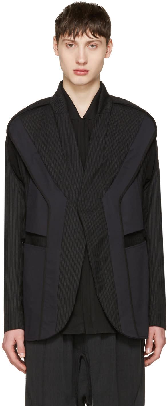 Abasi Rosborough Black Arc Jacket