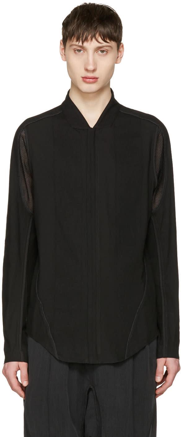 Abasi Rosborough Black Arc Apres Shirt