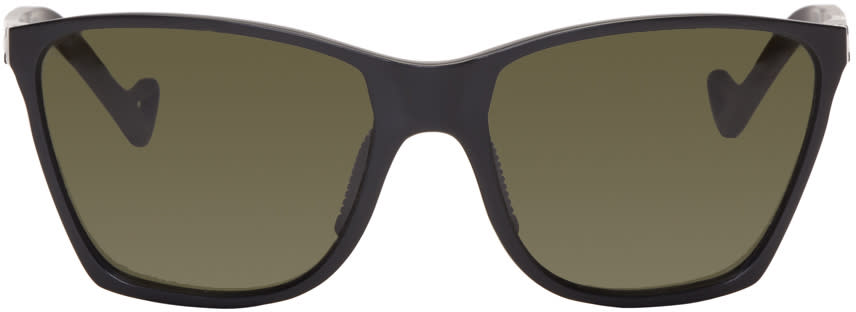 Image of District Vision Black Keiichi Sunglasses