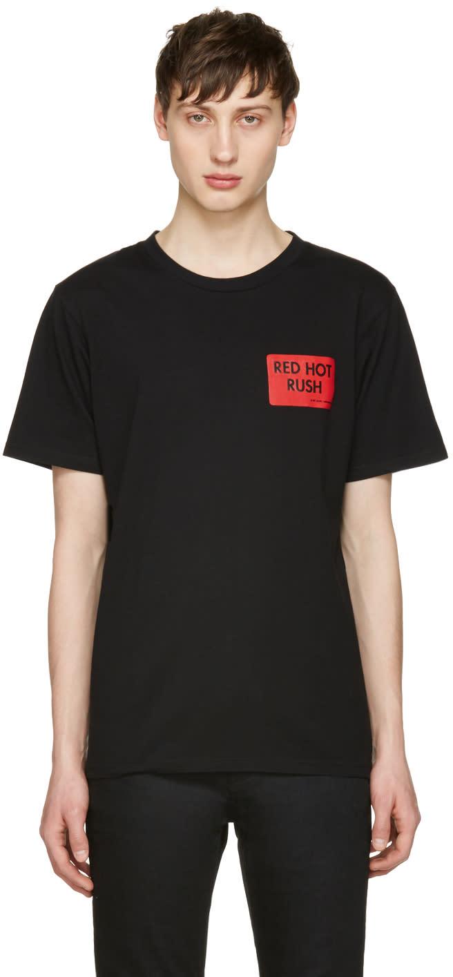 Resort Corps Black red Hot Rush T-shirt
