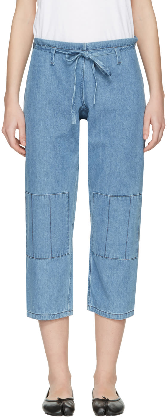 Image of 69 Blue Karate Jeans