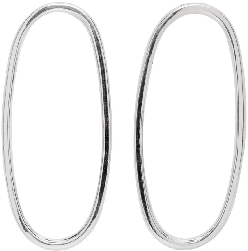 Sophie Buhai Silver Imogen Earrings