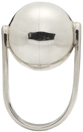 Image of Sophie Buhai Silver Ball Ring