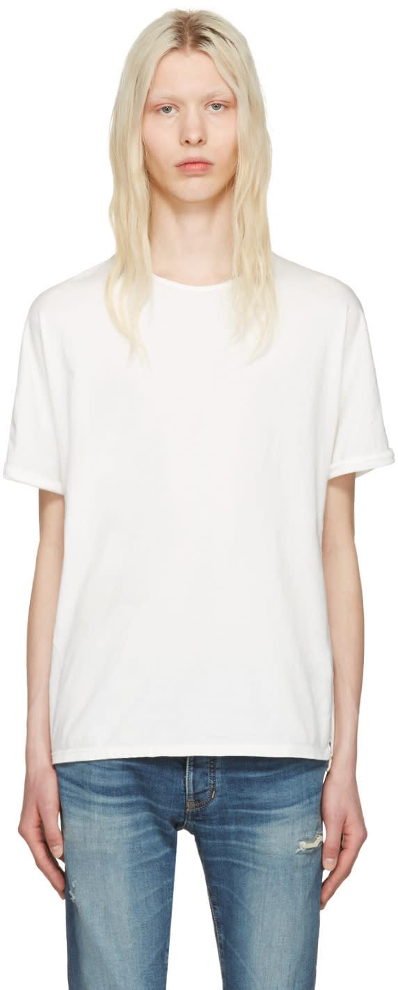 Nonnative White Roamer T-shirt