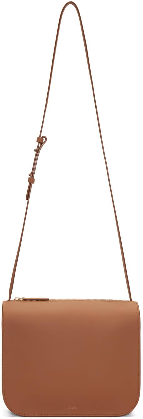 Image of Cueroandmor Tan Crossbody Bag