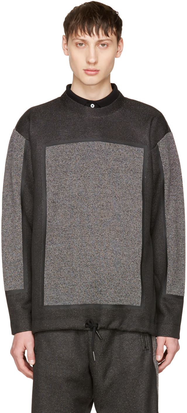 Diesel Black S-rev Sweatshirt