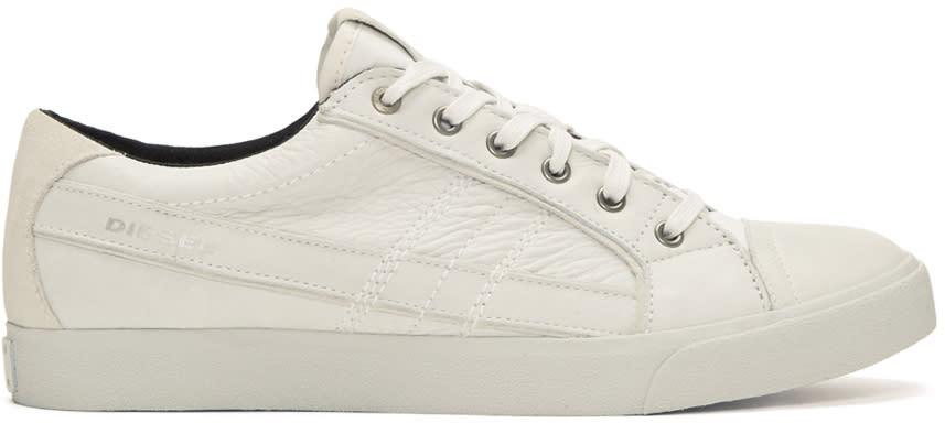 Diesel Off-white D-string Low Sneakers