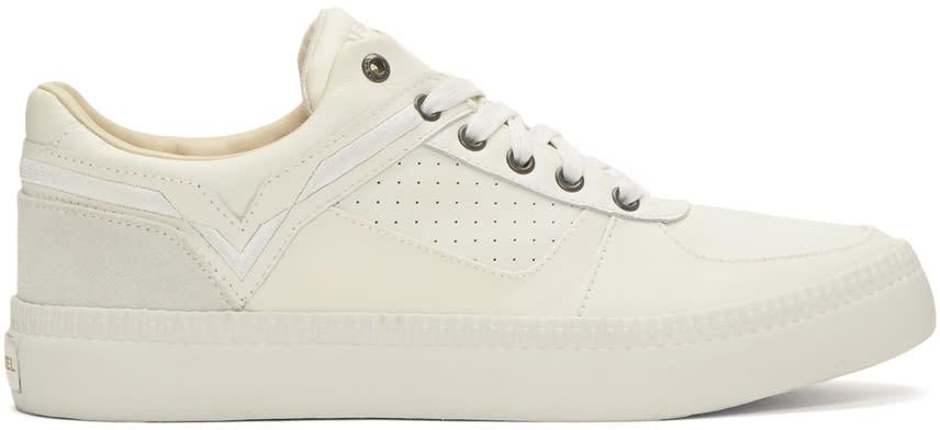 Diesel Off-white S-spaark Low Sneakers