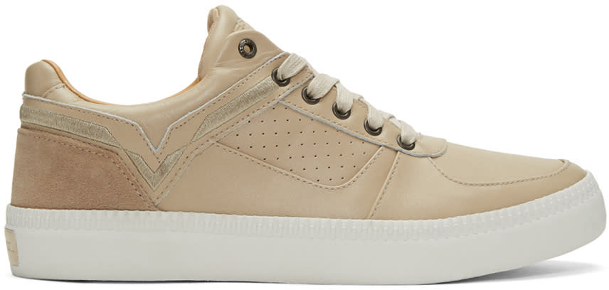 Image of Diesel Beige S-spaark Low Sneakers