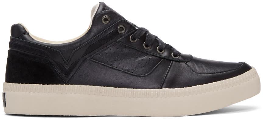Diesel Black S-spaark Low Sneakers