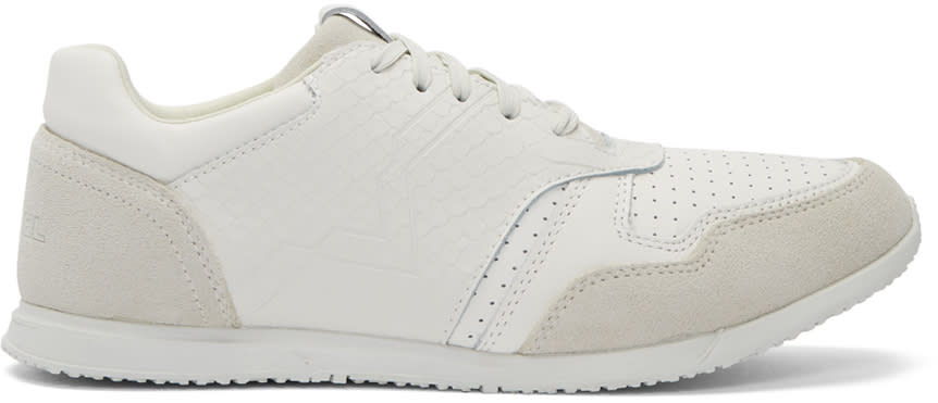 Diesel Off-white S-flaare Sneakers