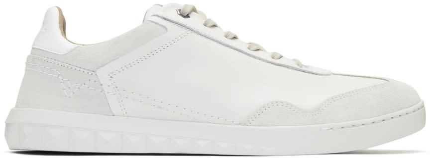 Diesel Off-white S-studshean Sneakers