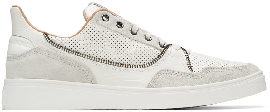 Diesel Off-white S-vip Sneakers