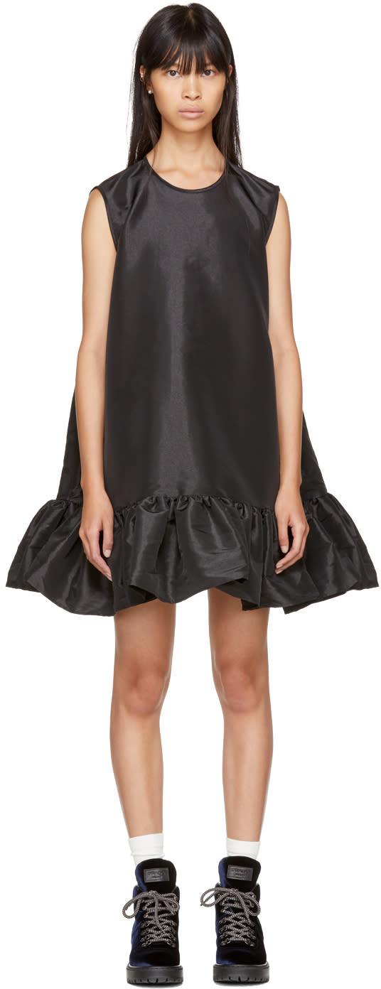 Image of Cecilie Bahnsen Black Lala Dress