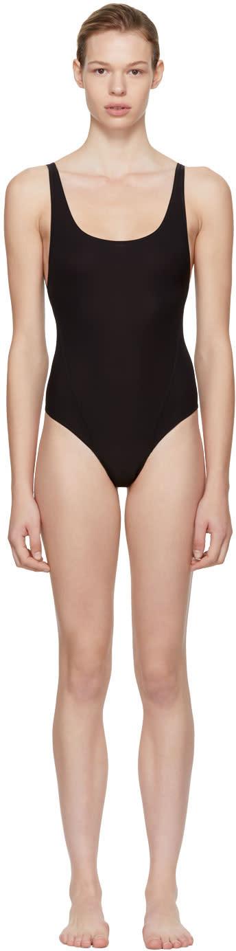 Image of La Fille Do Black pony Beam Bodysuit
