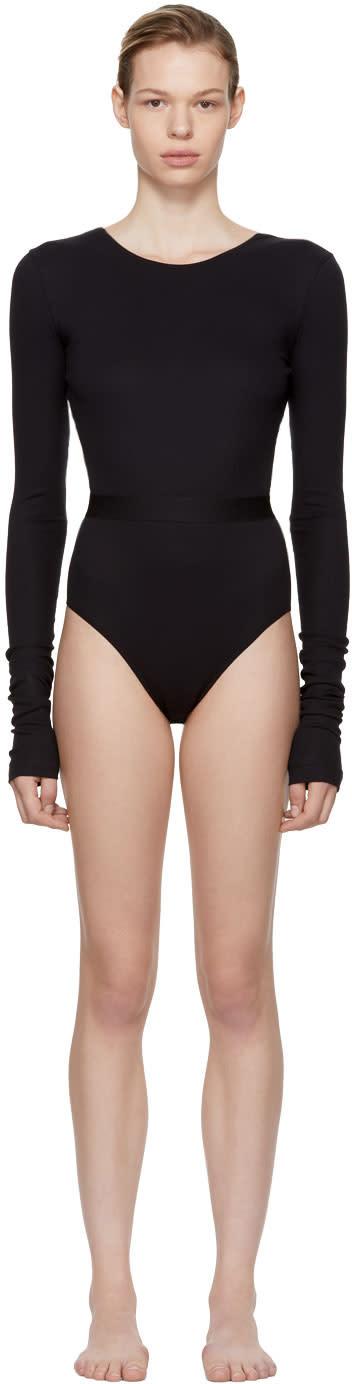 Image of La Fille Do Black Mission Bodysuit
