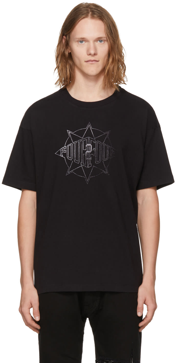 Image of 424 Black Star T-shirt