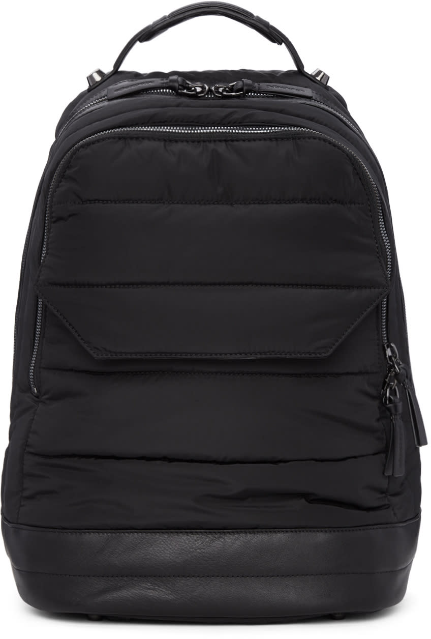 Image of Mackage Black Bodhi Backpack