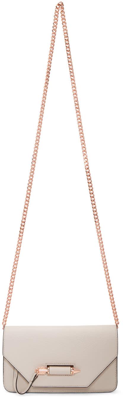 Image of Mackage Beige Zoey-c Crossbody Bag