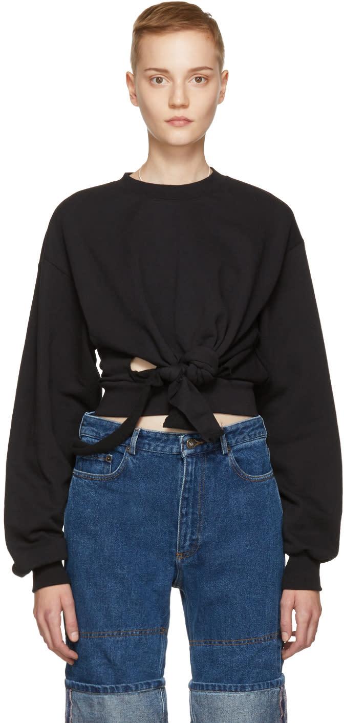 Image of Ottolinger Black Knot Sweatshirt