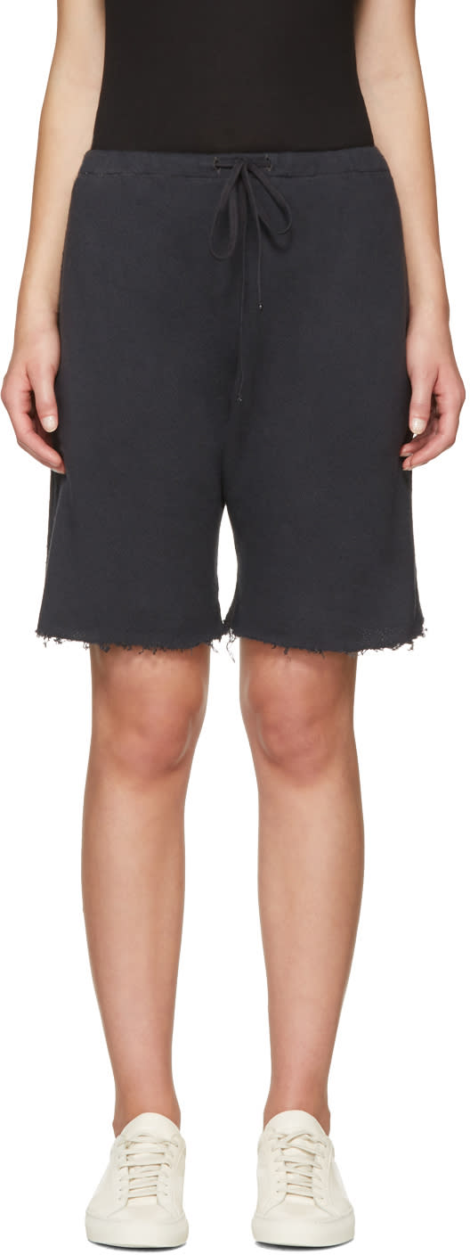 Image of R13 Black Field Shorts