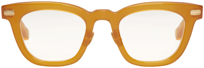Image of Native Sons Tan Kowalski Glasses