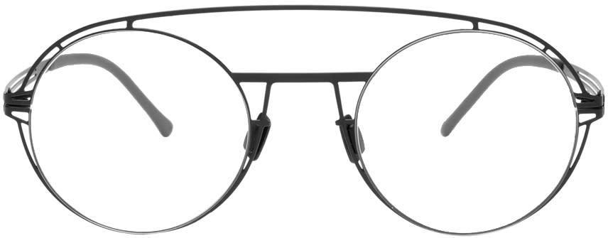Image of Lool Black Landscape Glasses