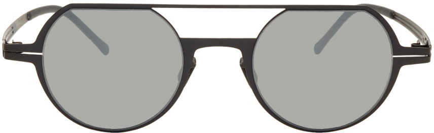 Image of Lool Black Dome Sunglasses
