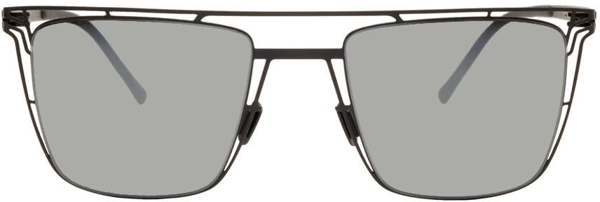 Image of Lool Black Wallboard Sunglasses
