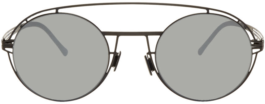 Image of Lool Black Landscape Sunglasses