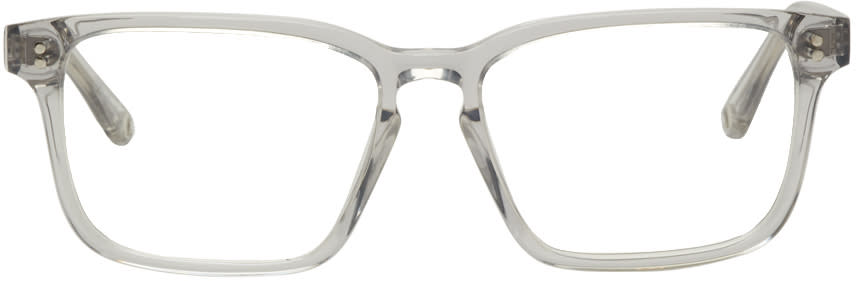 Image of Raen Transparent Ditmar Glasses
