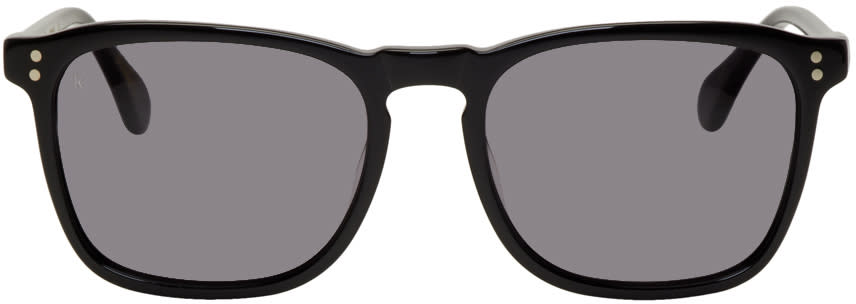 Image of Raen Black Wiley Sunglasses