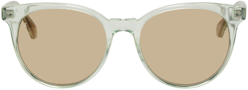Image of Raen Green Norie Sunglasses