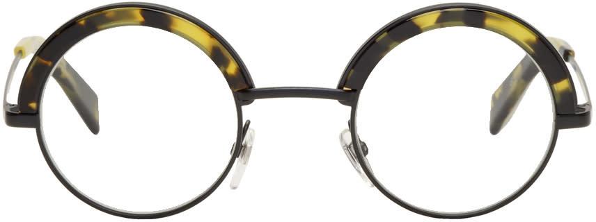 Image of Oliver Peoples Pour Alain Mikli Black Matte 4003n Sunglasses