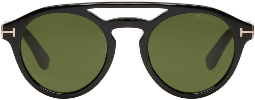 Image of Tom Ford Black Clint Sunglasses
