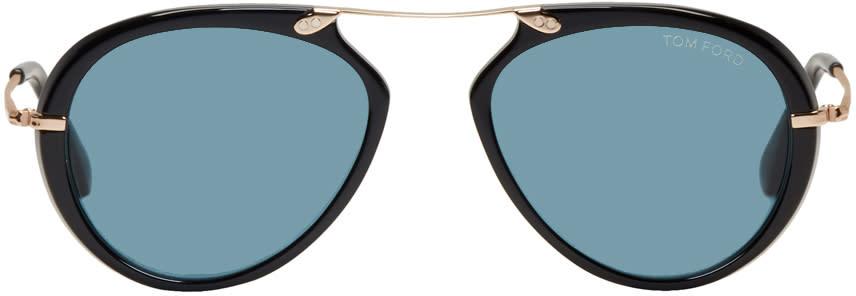 Image of Tom Ford Black Ft0473 Sunglasses