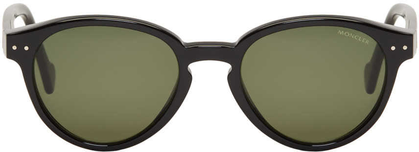 Moncler Black Ml0012 Sunglasses