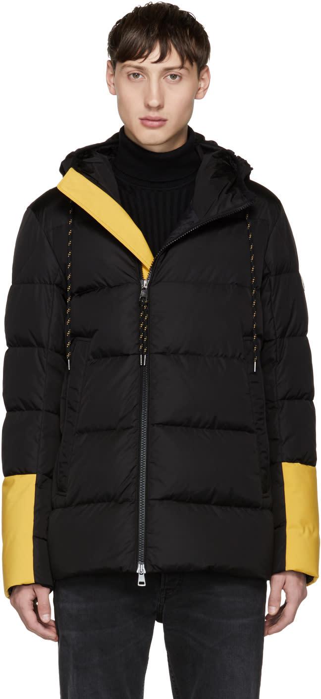 Moncler Black Down Drake Jacket